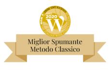 Il miglior Metodo Classico WOW! 2020 è Soldati La Scolca D'Antan Rosé