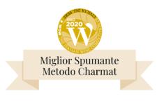 Il miglior Metodo Charmat WOW! 2020 è il Cartizze di Zardetto