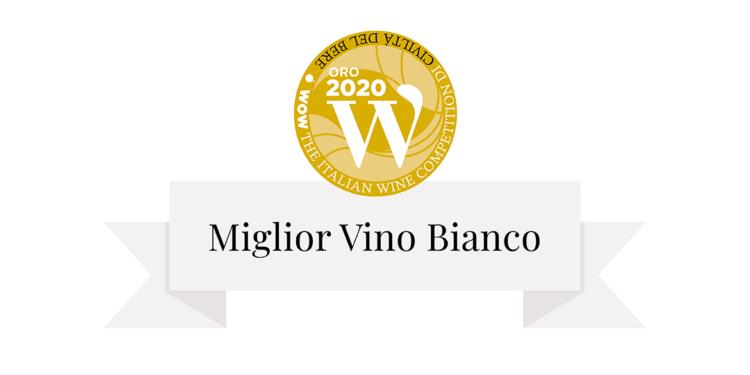 Il miglior Bianco WOW! 2020 è il Lugana Riserva Sergio Zenato