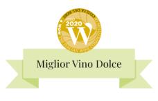 Il miglior Dolce WOW! 2020 è il Vin Santo di Carmignano di Capezzana