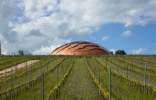 Architetture del vino:  Tenuta Castelbuono di Lunelli