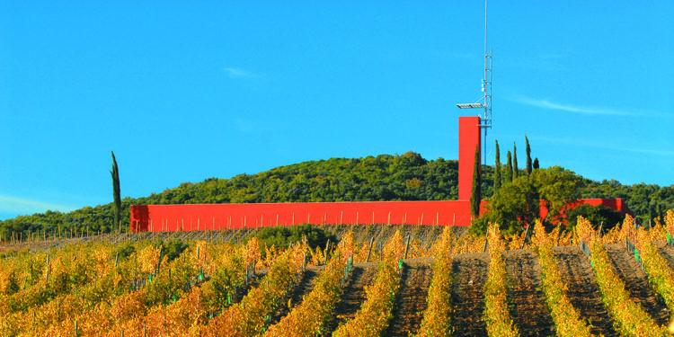 Architetture del vino: Rocca di Frassinello