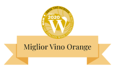 Il miglior Orange WOW! 2020 è il Pinot grigio Ramato di Specogna