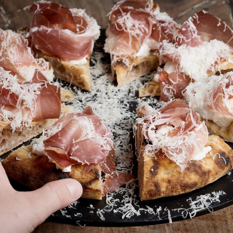 salumi - pizza gourmet Tommaso Vatti