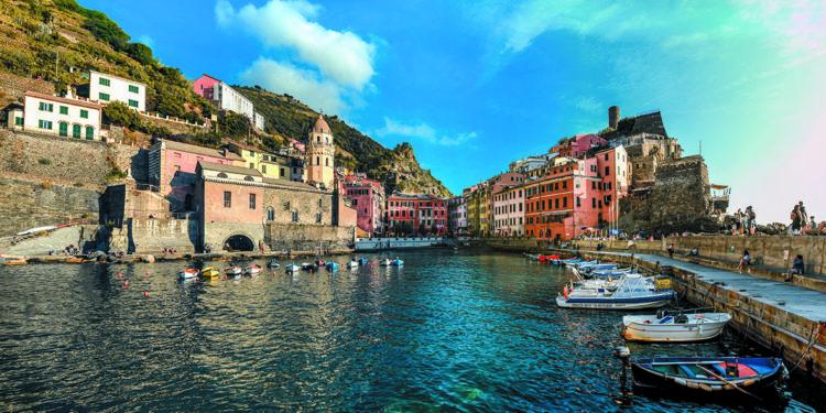 Atlante del vino 2021: la Liguria
