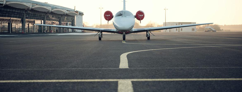 Gli aerei nuocciono gravemente alla salute