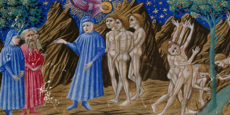 Quanto vino c'è nella Commedia di Dante?