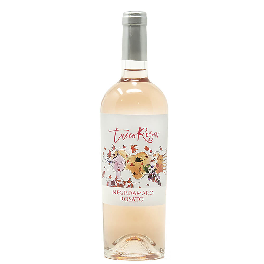 Tacco Rosa bottle