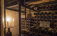 Quanto può costare l'età del vino?