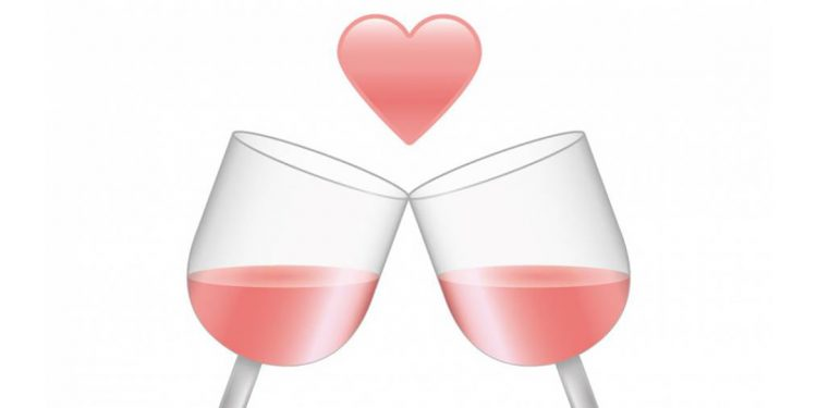 Una nuova emoji per i vini rosati, la petizione italiana