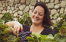 La enogioventù: Lucia Monti e i vini ischitani di Cantine Tommasone