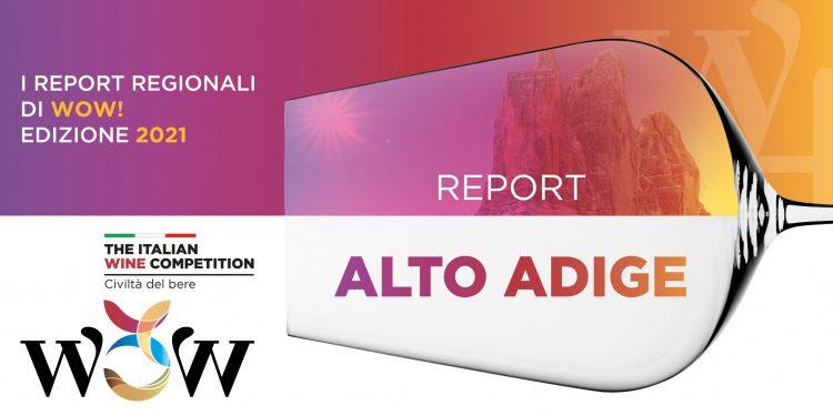 Report WOW! 2021 Alto Adige