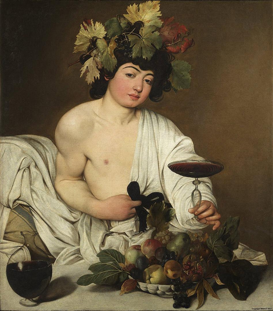vino e pittura