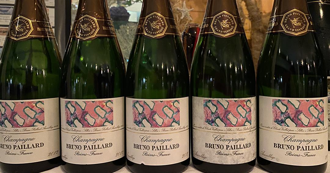 Champagne Paillard Assemblage 2012