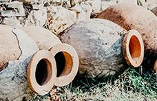 Qvevri Igp, le anfore georgiane ottengono il riconoscimento di Indicazione geografica protetta