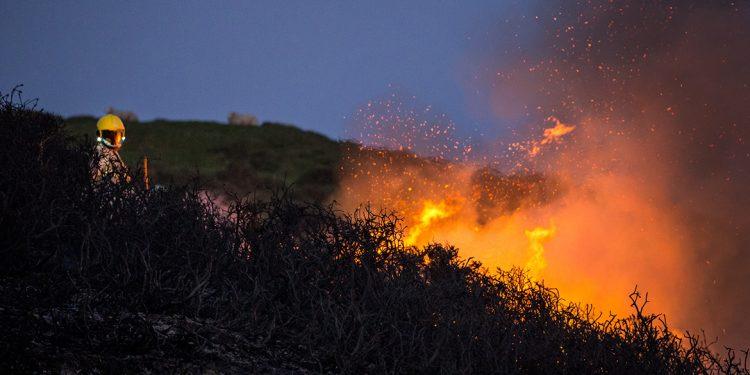 Dalla Francia alla California, è di nuovo stagione degli incendi