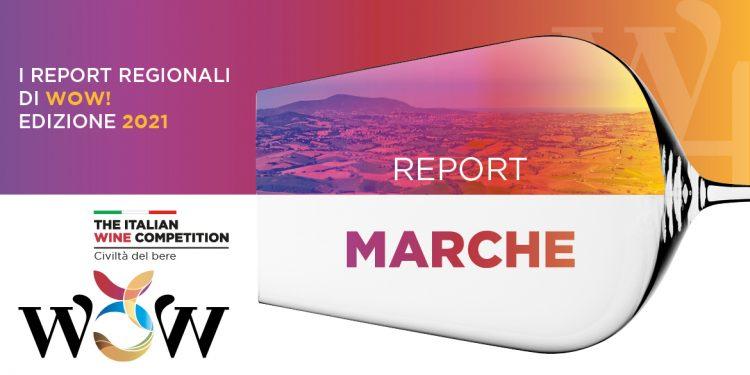 Report WOW! 2021 Marche