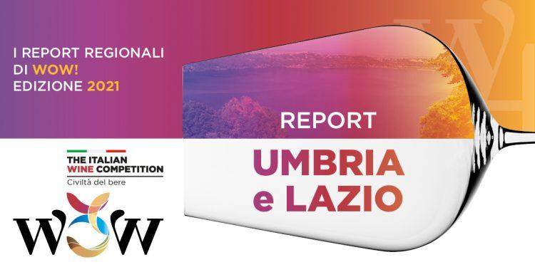 Report WOW! 2021 Lazio e Umbria
